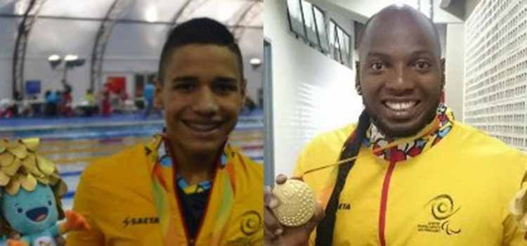 17 medallas alcanzaron los héroes paralímpicos colombianos