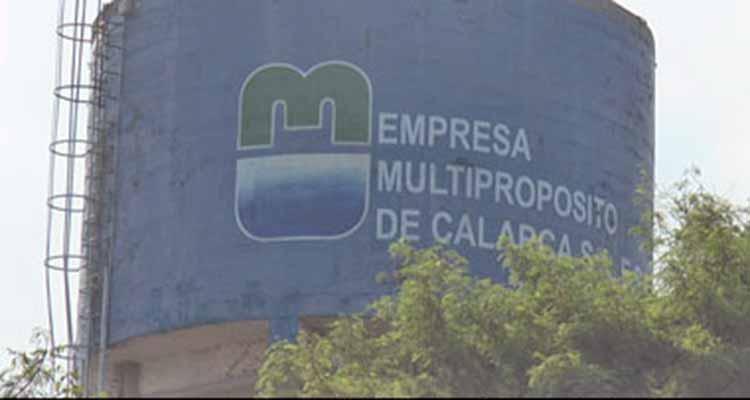 alcaldía de Calarcá y Multipropósito