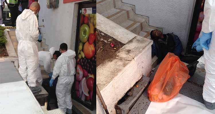 Hallan cuerpo sin vida en el norte de Armenia