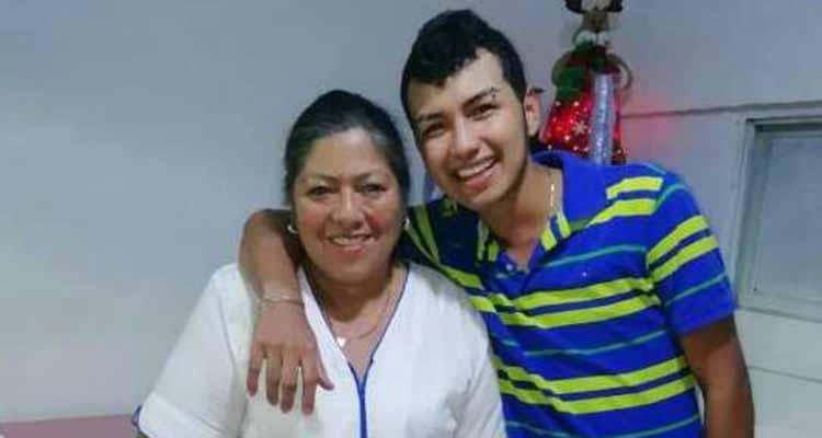 asesinaron a un joven y a su abuela en Caicedonia