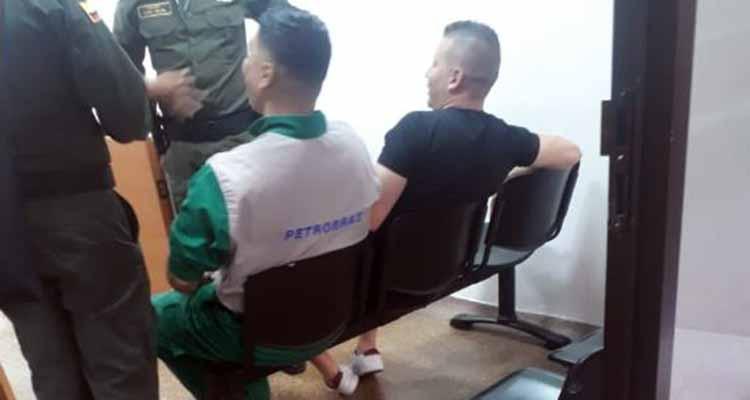 libres policías robaron 70 millones de pesos en La Tebaida