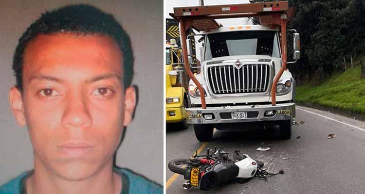Fatal accidente en La Línea cobró la vida de motociclista