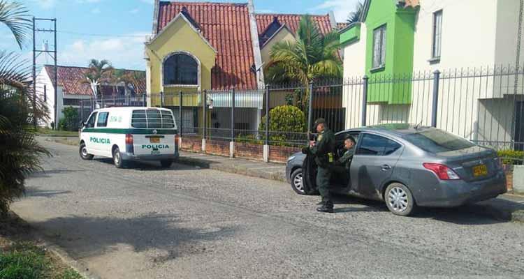 Capturado se enfrentó a bala con la policía en Quimbaya