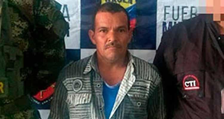 Detenido por el rapto de una menor en Salento