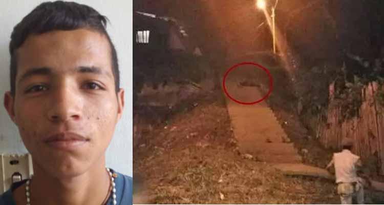 menor de edad víctima de homicidio en Montenegro