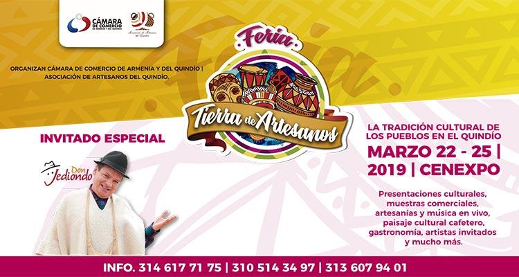 Feria Tierra de Artesanos