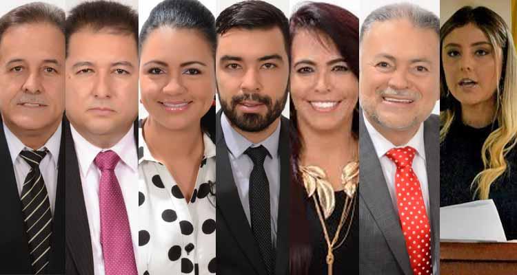 7 diputados quindianos suspendidos e inhabilitados por 9 meses