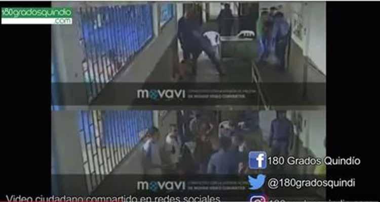 Destituidos e inhabilitados funcionarios de la cárcel Peñas Blancas de Calarcá