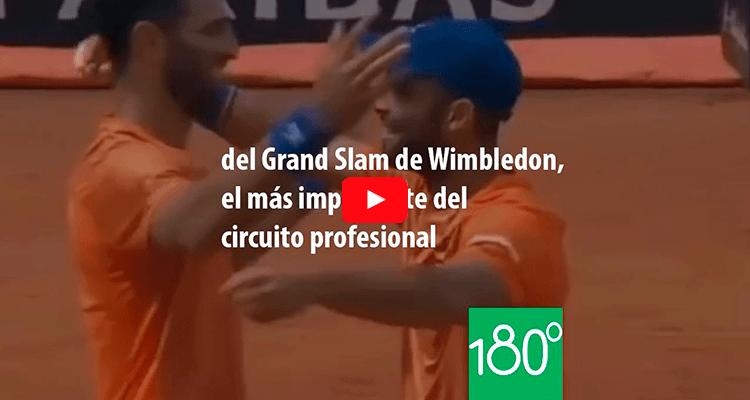 Cabal y Farah colombianos campeones de Wimbledon