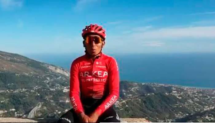 Investigación por dopaje a Nairo Quintana en el Tour de Francia. Hay dos detenidos empleados suyos