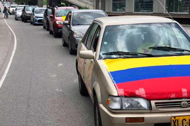 Caravana Nacional en Armenia parte a las 9 de la mañana del estadio Centenario