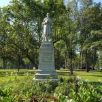 Landmarks of Mansfield: The Civil War Monument in South Park