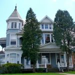 Landmarks Of Mansfield: The Silas M. Douglas House