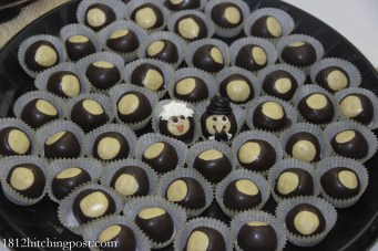 "Bride and groom ""Buckeyes"""