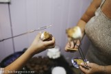 Toasted marshmallows