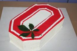 OSU Ohio State Groom's cake