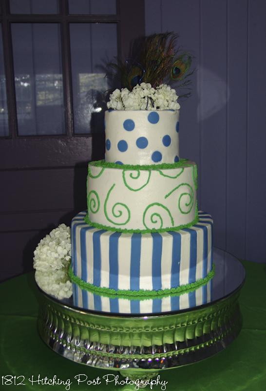 lime green and blue wedding cakes 140 gorgeous wedding cakes 16894
