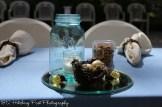 Carolina Blue Bird Themed Wedding