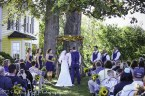 Navy Sunflower Wedding-11