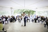First dance under the tent