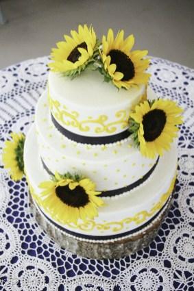 Navy Sunflower Wedding-41