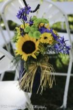 Navy Sunflower Wedding-44