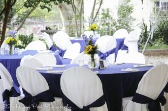 Navy Sunflower Wedding-50