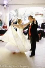 red black bling wedding-12