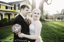 red black bling wedding-21