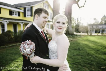 red black bling wedding-21