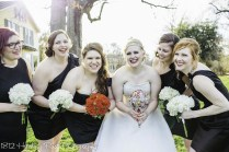 red black bling wedding-23