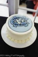 Groom's cake: UNC Carolina Tar Heels