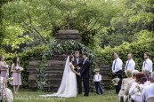 Groom made arbor