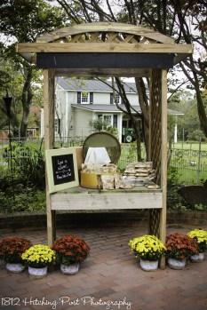 October OUtdoor wedding-34