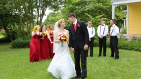 Maddy & Caleb – May Wedding