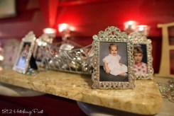 Vintage small frames for photos or table numbers