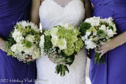 Lovely bouquets!
