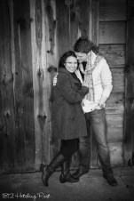 1812 Hitching Post Engagement Photo (10 of 14)