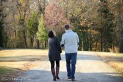 1812 Hitching Post Engagement Photo (7 of 14)