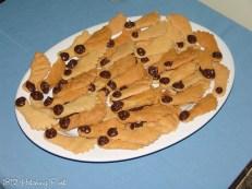 Tar heel cookies