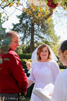 October Wedding 1812 Hitching Post-8