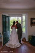 September Wedding 1812 Hitching Post-17