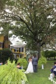 September Wedding 1812 Hitching Post-19