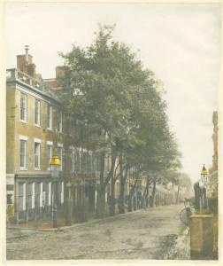 Cator Print 163: Fountain Inn, 1776-1871