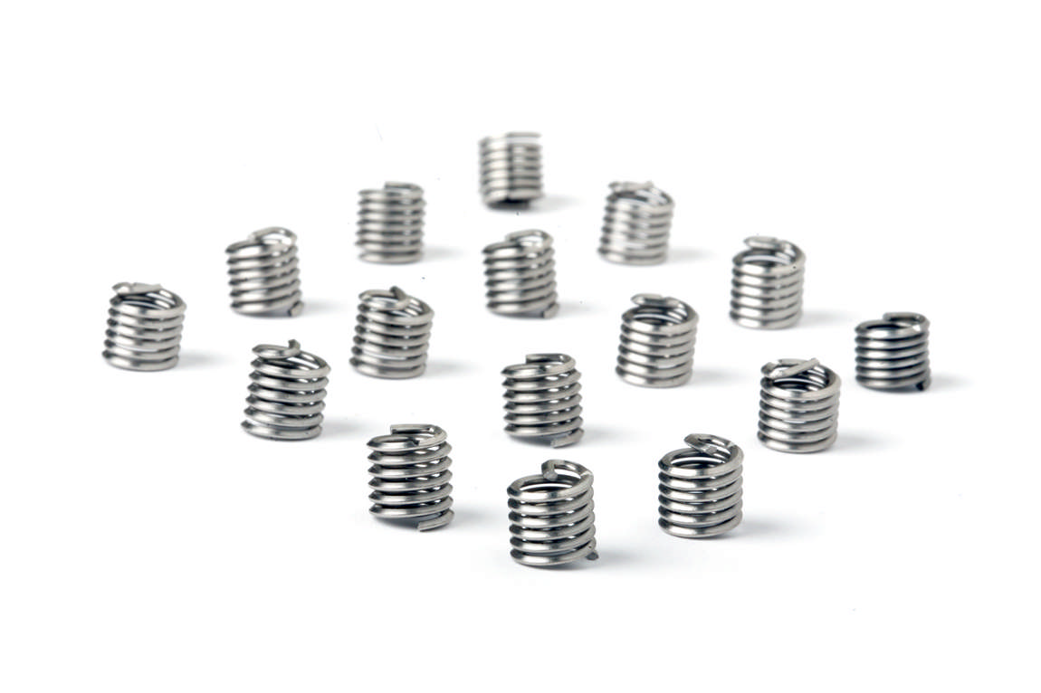 Holley Fuel Bowl Heli-Coil Inserts 26-3