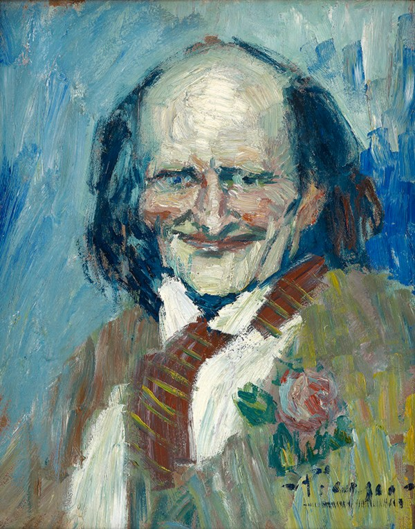 Picasso Clown Painting Famous