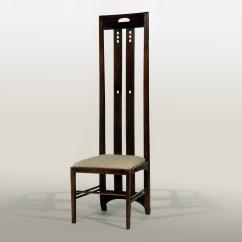 Charles Rennie Mackintosh Willow Chair Metal Leg Extensions Talk And Friends 1843