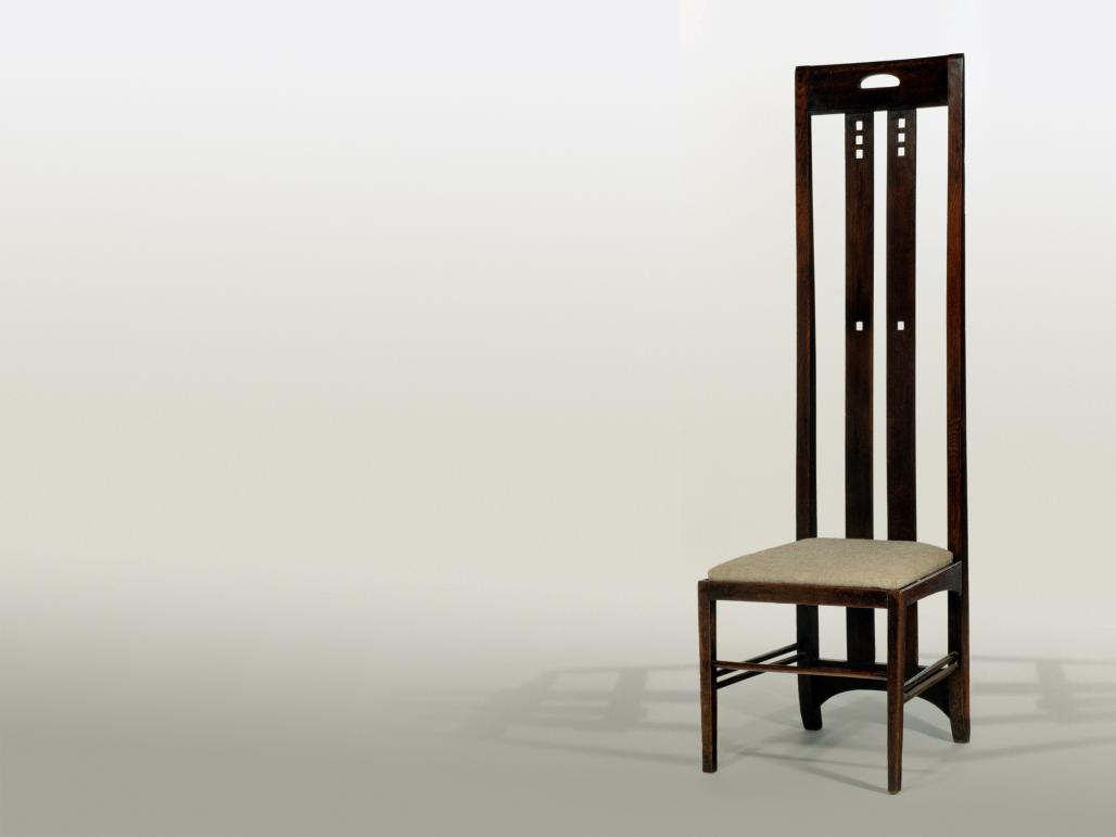 charles rennie mackintosh willow chair wood lounge talk and friends 1843