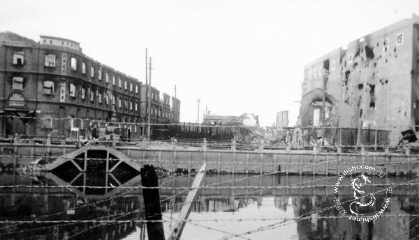最全展現抗戰中的四行倉庫-愛歷史---老照片的故事-搜狐博客