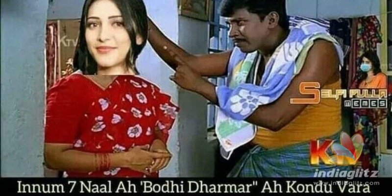 Corona Virus Lockdown Memes Tamil